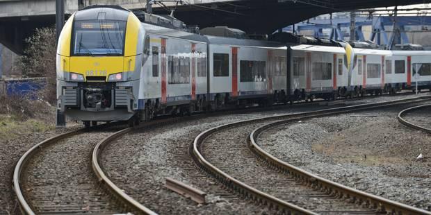 La SNCB prévoit de racheter les milliers de jours de crédit de ses cheminots - La Libre