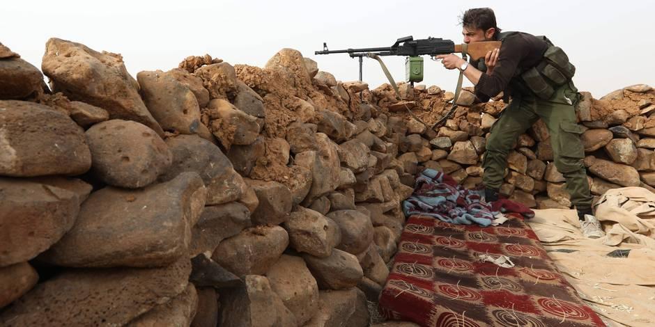 Conflit en Syrie: le régime syrien se déclare favorable à une réunion avec l'opposition à Sotchi