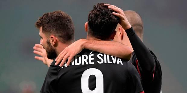 Europa League: L'AC Milan cartonne, Arsenal défait en Allemagne! - La Libre