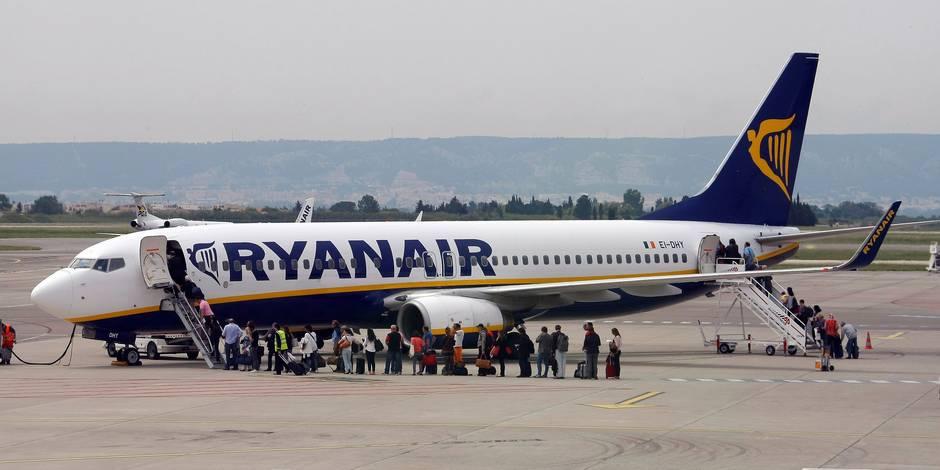 Ryanair menace de sanctionner ses équipages qui ne vendent pas assez dans les avions