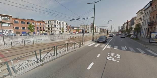 Une femme renversée par un tram est décédée à Bruxelles - La Libre