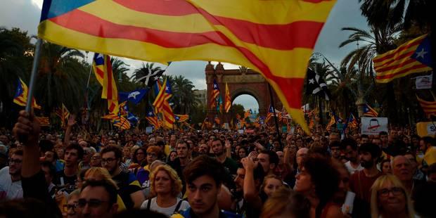 Les séparatistes catalans en détention espèrent sortir de prison - La Libre
