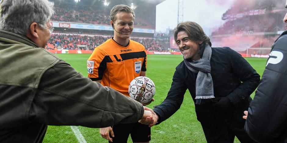 """Bölöni tacle le coach du Standard: """"La différence entre Dieu et Sa Pinto? Dieu ne veut pas être Sa Pinto"""""""