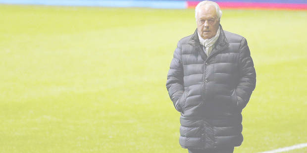 Vanden Stock va assister à son 200e et peut-être dernier match européen avec Anderlecht - La Libre