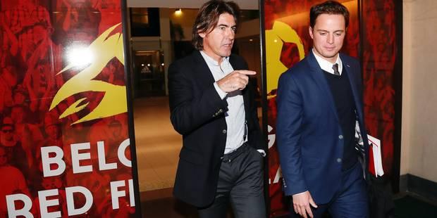 Le Standard va en appel de la suspension de Sa Pinto - La Libre