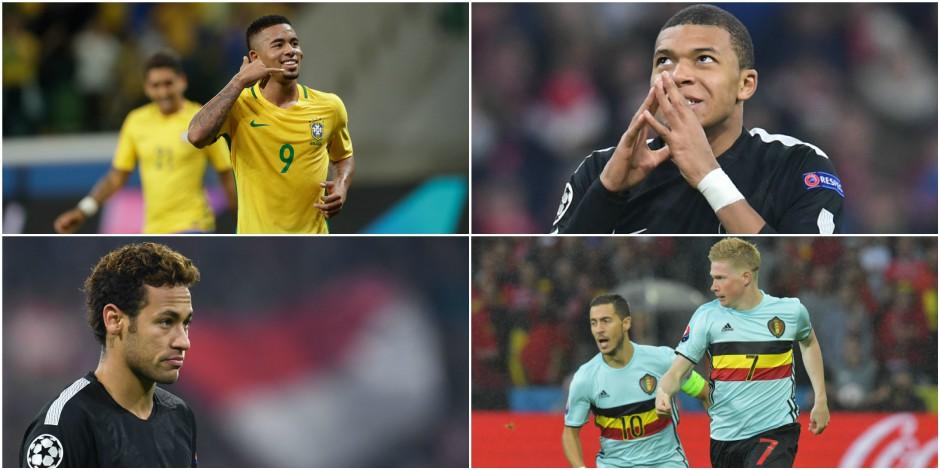 Ballon d'Or 2017: qui après Ronaldo et Messi ?