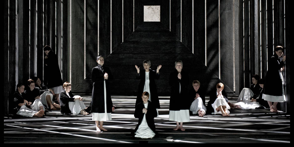 """Opéra:""""On ne meurt pas chacun pour soi"""""""