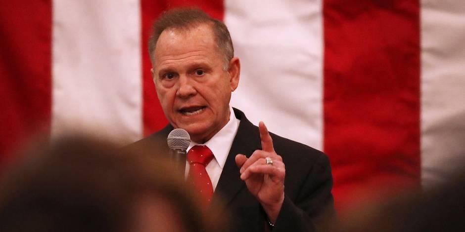 Election dans l'Alabama : Trump et les Républicains jouent gros sur fond d'accusation d'abus sexuels