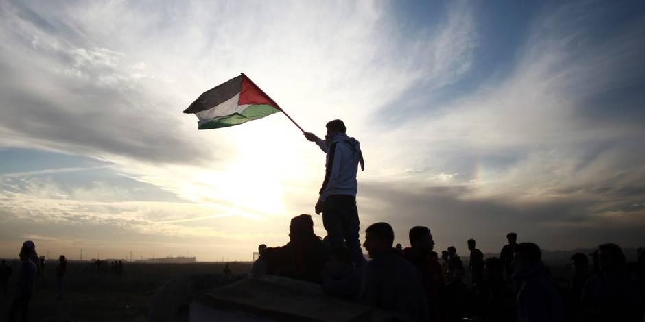 Conflit israélo-palestinien: L'Union européenne prône toujours une solution à deux Etats