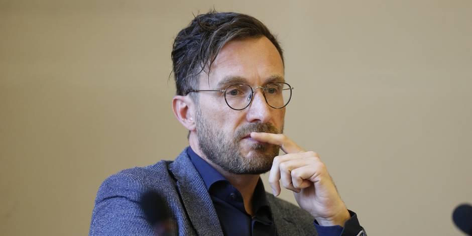 """Pascal Smet compare Bruxelles à """"une prostituée"""" et est forcé de s'excuser"""