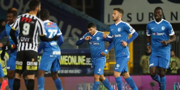 Charleroi perd des plumes face à Genk (1-1) - La Libre