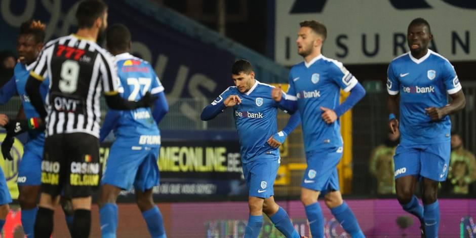 Charleroi perd des plumes face à Genk (1-1)