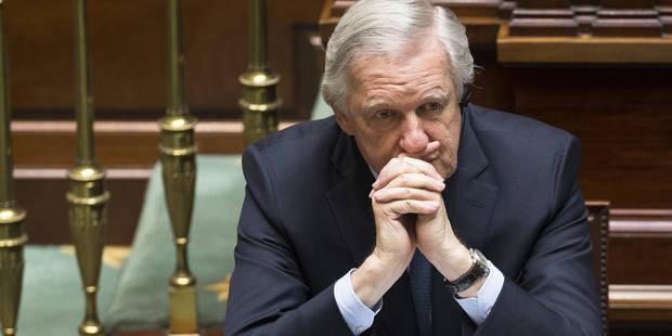 """Manifestation pour les pensions: Bacquelaine dénonce une """"campagne de désinformation"""" visant à """"tromper la population"""" -..."""