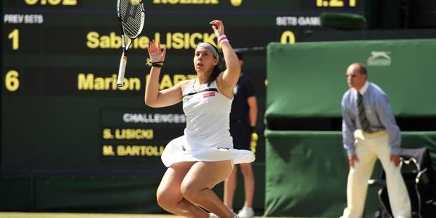 Tennis: Marion Bartoli annonce son retour à la compétition en mars - La Libre