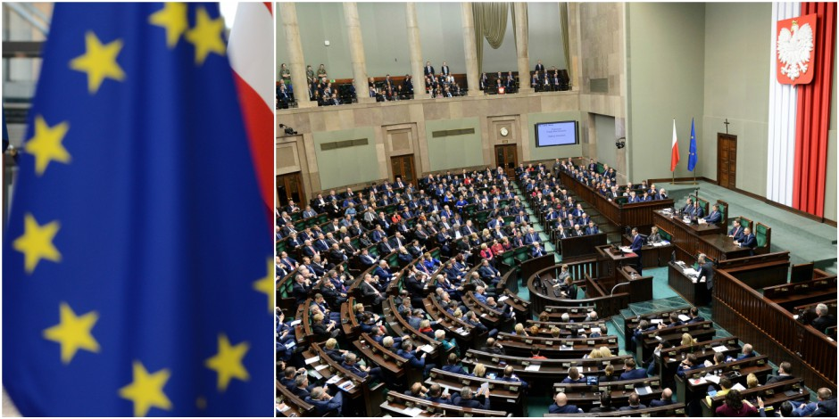 """Pologne: l'article 7, """"l'arme nucléaire"""" contre un pays de l'UE"""