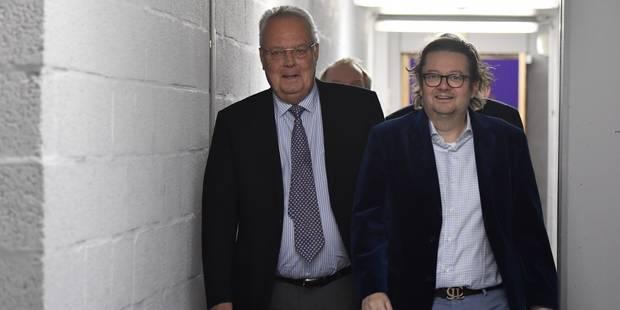 """Marc Coucke, président du RSCA le 1er mars, convaincu qu'un grand club doit avoir son """"propre stade"""" (VIDEOS) - La Libre"""