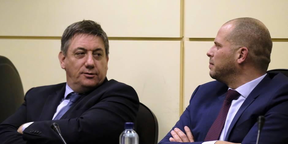 Affaire Francken: Seuls le MR et la N-VA manifestent leur soutien au secrétaire d'Etat