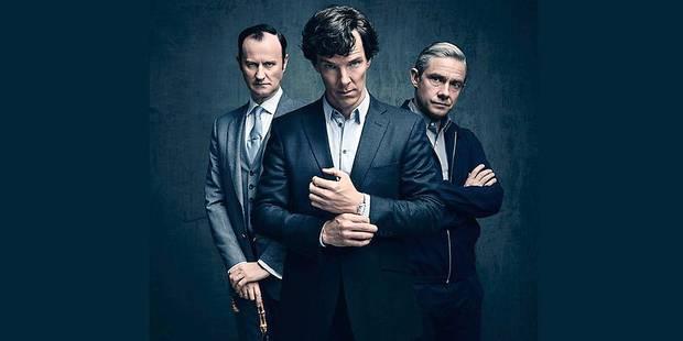 Sherlock garde le meilleur pour la fin - La Libre