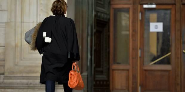 Croquis de justice : deux mois de prison pour un viol inventé de toutes pièces - La Libre