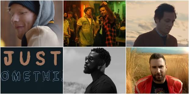 Ces 10 chansons qui auront marqué 2017 (VIDEOS) - La Libre