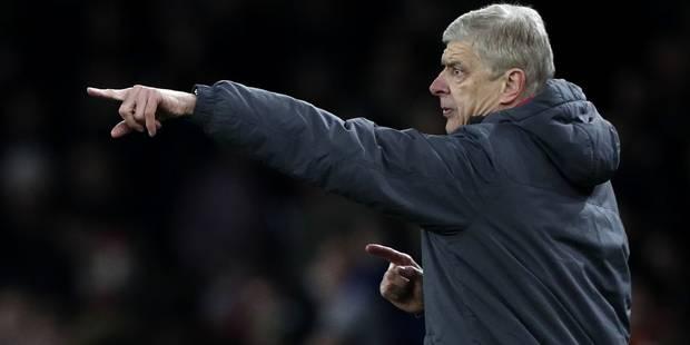 Arsène Wenger égale le record de matches en Premier League de Sir Alex Ferguson - La Libre