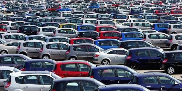 Voici le top 5 des voitures les plus vendues en Belgique - La Libre