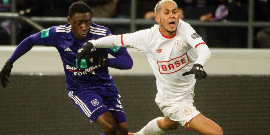 RSC Anderlecht vs Standard de Liege