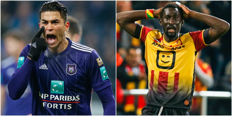 Mercato à Anderlecht: Harbaoui out, Ganvoula bientôt in