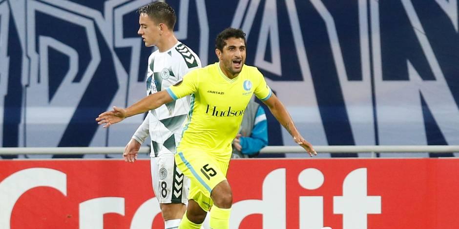 Kenny Saief signe à Anderlecht !