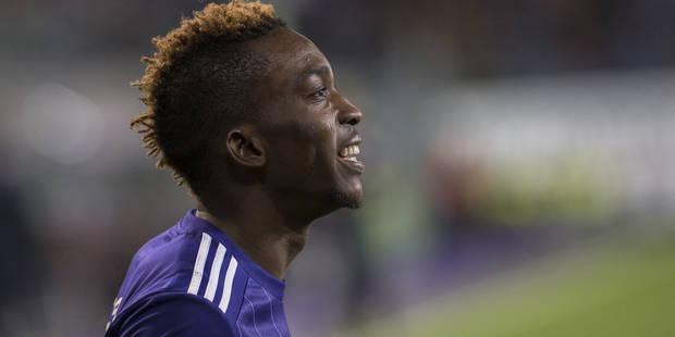 Henry Onyekuru annonce son départ d'Anderlecht - La Libre
