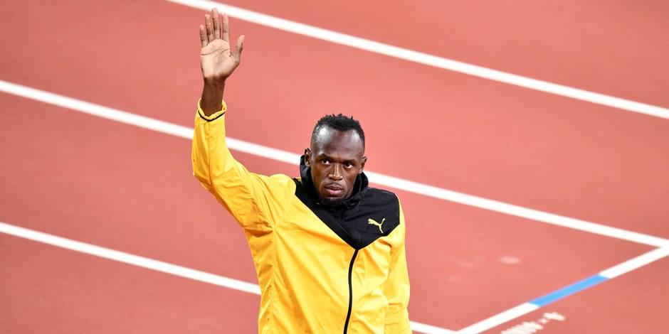Usain Bolt fera un essai en mars à Dortmund et rêve de faire carrière dans le foot