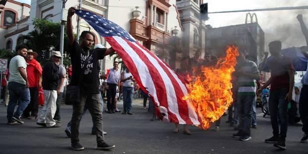200.000 Salvadoriens perdent leur statut protégé aux Etats-Unis - La Libre
