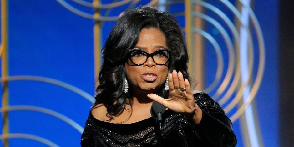 """""""Oprah 2020"""" déchaîne les passions aux Etats-Unis"""