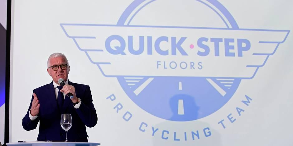 "Patrick Lefevere : ""Si Gilbert gagne à Roubaix, ce sera avec la tête"" - La Libre"