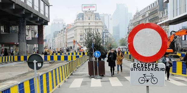 Bruxelles Mobilité contacté 14.000 fois l'année dernière - La Libre