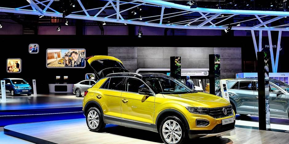 Essence, SUV et luxe, les trois piliers du secteur automobile belge
