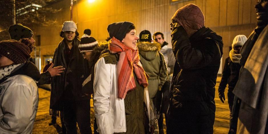 Une nuit au parc Maximilien avec les anges gardiens des migrants (Reportage)