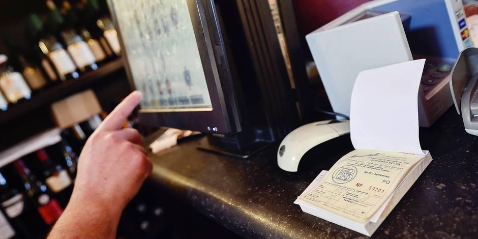 Malgré la black box, 12% des restos continuent de frauder - La Libre
