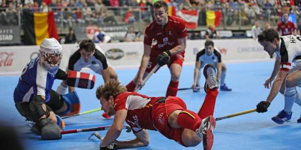 Finale du Euro Hockey Indoor: les Belges, à un shoot-out du titre de champion d'Europe - La Libre