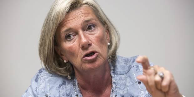 """Sur le tronc commun de l'enseignement, """"Marie-Martine Schyns met la charrue avant les boeufs"""" - La Libre"""
