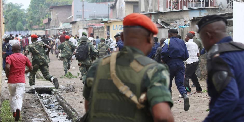 """RDC : Kinshasa répondra par des """"mesures appropriées"""" à la décision belge de réviser la coopération bilatérale"""