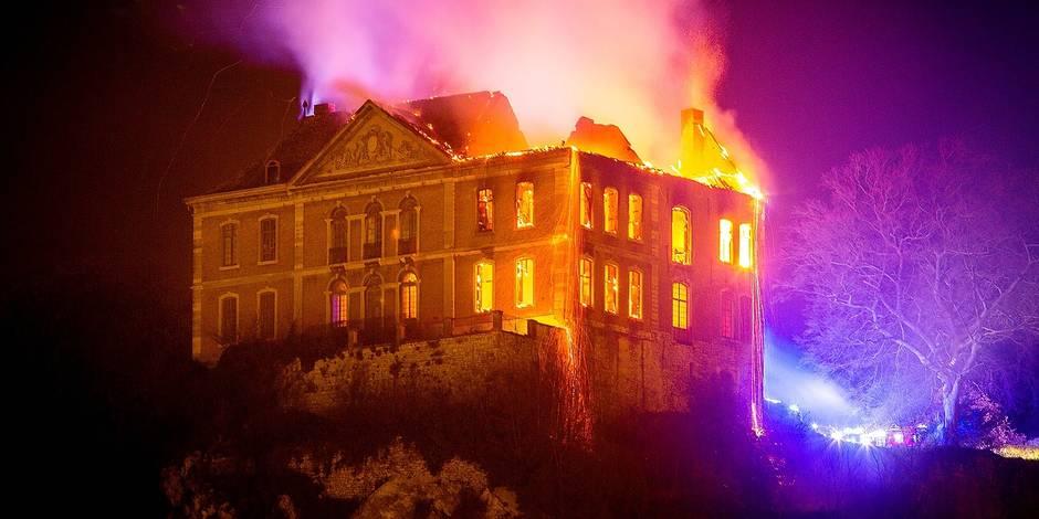 Château de Chokier : une facture de 165 886 euros - La Libre