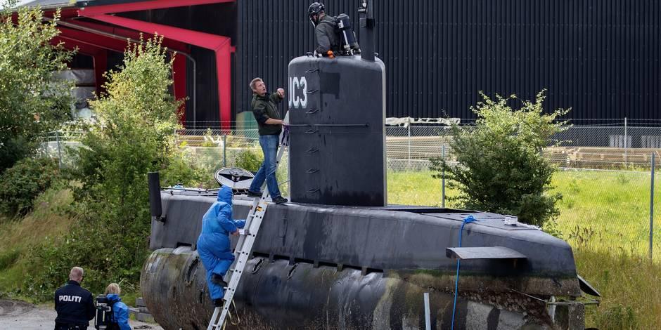 """Meurtre du """"Nautilus"""" : la perpétuité requise contre le sous-marinier"""