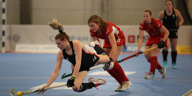 Euro Indoor Dames: des statistiques de rêve pour les Red Panthers - La Libre