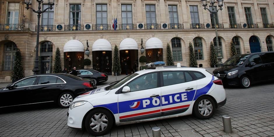 Un homme de 33 ans inculpé à Paris et écroué pour un projet d'attentat déjoué