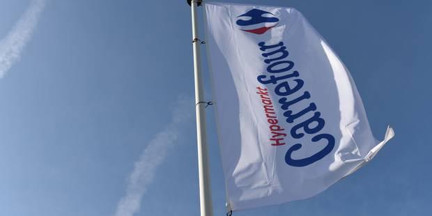 Un conseil d'entreprise extraordinaire convoqué chez Carrefour Belgique jeudi - La Libre
