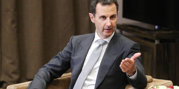 Le régime syrien dément recourir à des armes chimiques - La Libre