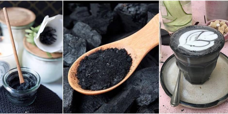 Les différentes vertus du charbon végétal, l'allié détox 100% naturel
