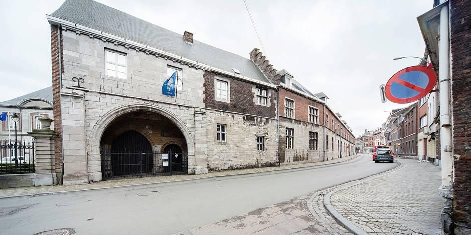 Liège: un centre pour répondre à la misère au sein de la caserne Saint-Laurent - La Libre