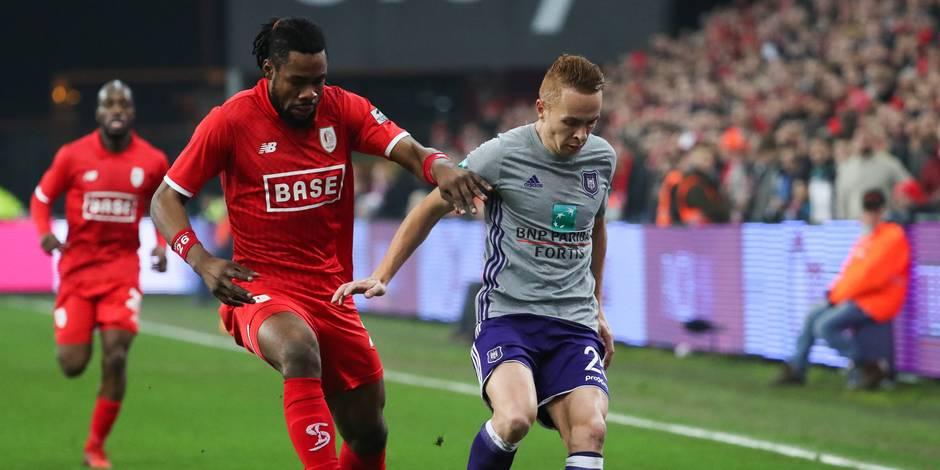 Standard-Anderlecht 3-3: Luyindama s'offre un doublé (DIRECT)